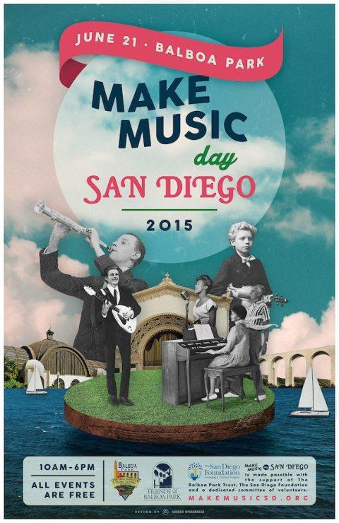 Make Music Day 2015